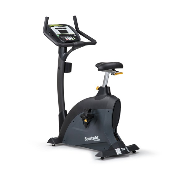 Sportsart C535u Upright Cycle Tartan Group Website