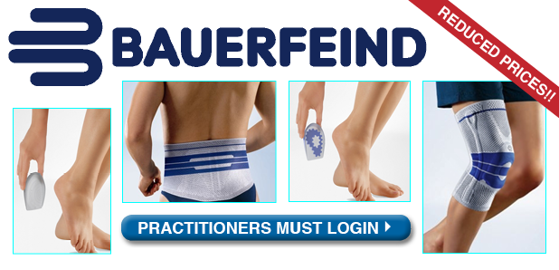 NEW LOWER PRICES FOR BAUERFEIND SUPPORTS!
