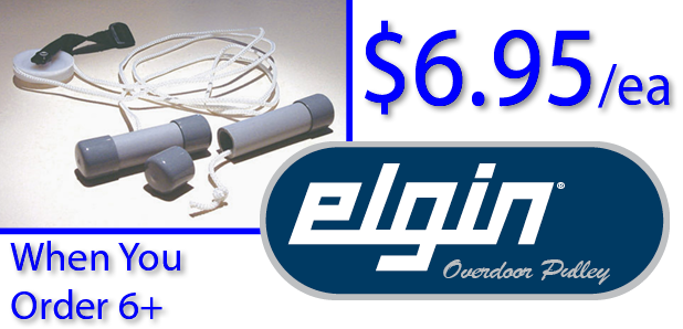 Elgin Shoulder Pulley On Sale