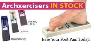 archxerciser foot exercisers in stock