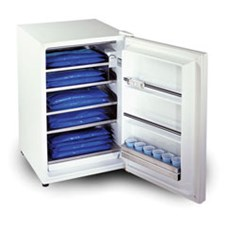 Cold Pack Freezers & Ice Machines