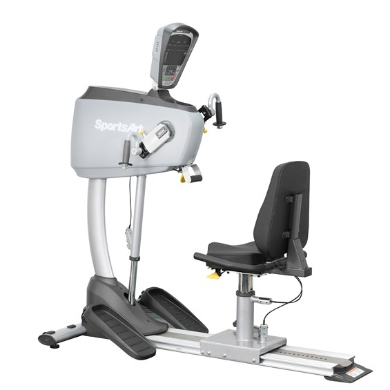 Sportsart Ub521m With Bilateral Arms Amp Removable Seat For