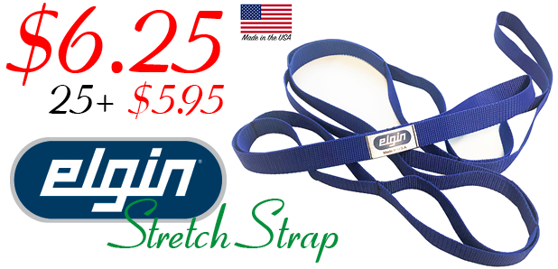 New! Elgin Stretch Strap
