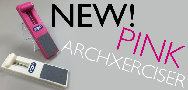 NEW Pink Elgin Archxerciser