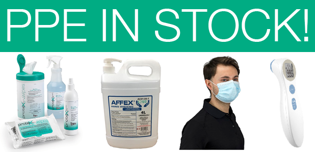 PPE IN STOCK