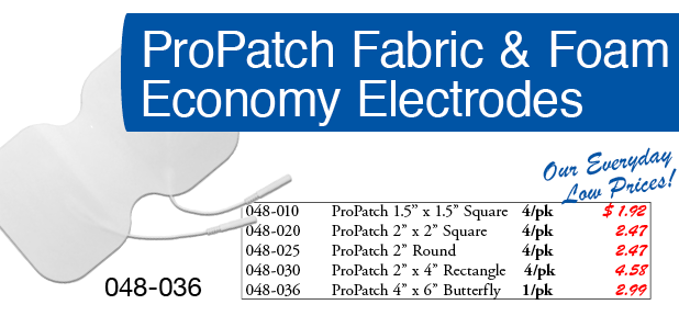Pro-M High Quality Economy Electrodes