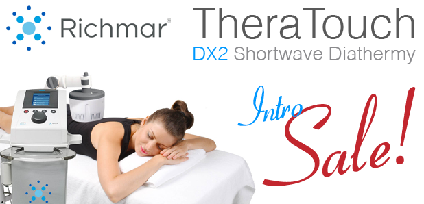 Brand new diathermy by Richmar