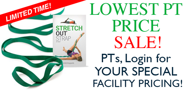 STRETCH OUT STRAP SALE