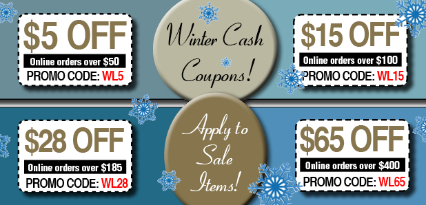Tartan Group Winter Cash Coupons