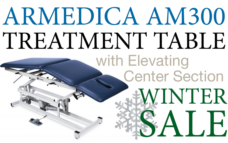 Armedica Table on AM300 Table ON SALE!