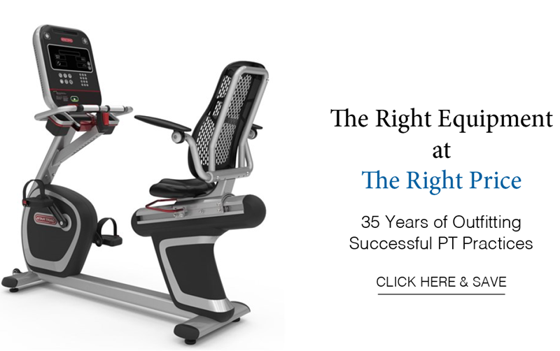 Cardio Equipment for less.